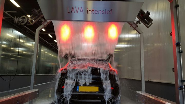 Carwash Westland is vernieuwd!